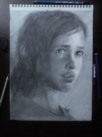 Ellie - Last Of Us by Iceey23