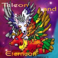 Taleon and Eterneon by Shadsie