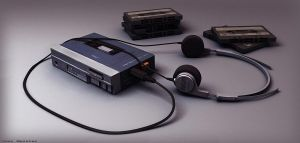 Walkman Project by Omessler