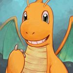 Daily Sketches Dragonite by fedde