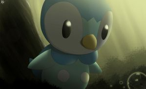 Piplup by All0412