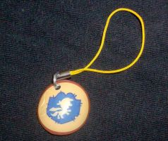 Cutie Mark Crusaders Charm by cosplay-kitty