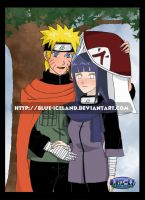 NaruHina_Their Future by blue-iceland