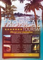 Tropical Tourism - Flyer Template by VectorMediaGR