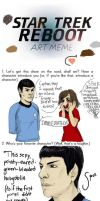 Star Trek Reboot Meme by everything-anime