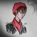 Revenge era Mikey Way by THEEPICARTIST8