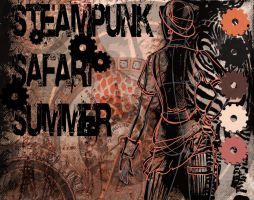 Steampunk Safari by Lovely-Whimsy