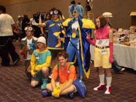 Digimon Group by sexysharingan