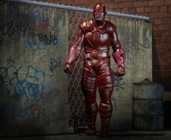 DareDevil 2014 Poser Render by hiram67