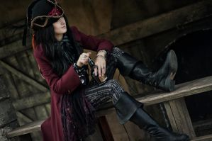 Pirate Aristocrat by ann-emerald