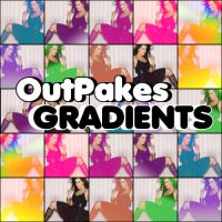 OUTSPAKES COLORS GRADIENTS by uphhssm2