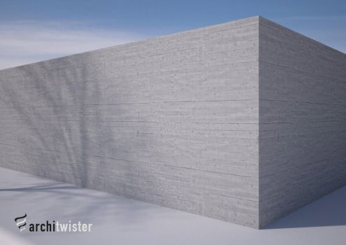AT Concrete 01 - Preview Wall A by architwister