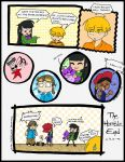KND - Slang :for Soudaiya: by blue-fire