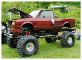 1981 VW 4x4 Truck by TheMan268