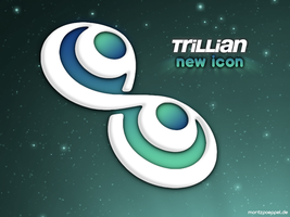 New Trillian Icon [REUPLOAD] by the-moooritz