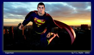 Superman by archangel72367