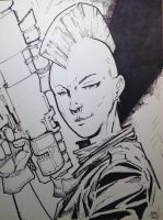 FCBD 2014 sketch by aminamat