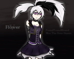 v FLOWER  by DeadMooseMarch