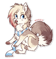 Chibi Commission [samiesaurus] by Fayven
