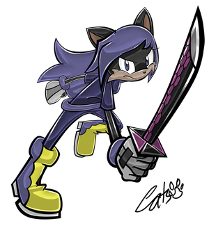 .: P.COMM :. Nova The Tenrec by iluvcats111