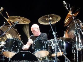 Chris Slade,live in Pratteln 2 by dragonladych