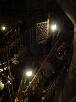 Swiss Family Robinson Treehouse Staircases by SantosPhillipCarlo