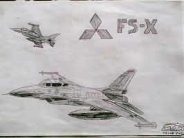 0535 - 05-08 - FS-X by TwistedMethodDan