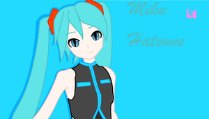 Miku Hatsune by The-Insane-Puppeteer
