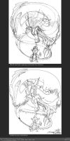 Making of: Spirit of Nightmares by grievousfan