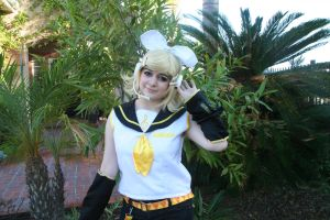 .:Kagamine Rin Photoshoot Picture 2:. by LovingLen4Life