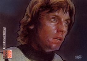 Luke Skywalker Galaxy 5 Return by Ethrendil