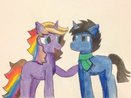 Your Not Alone  by ArtisticAshGamer