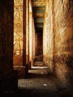 Karnak Temple by Lethalxr0se