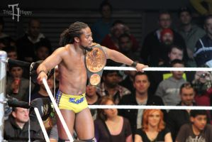 WWE 2012 - Kofi Kingston by xx-trigrhappy-xx