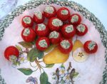 Stuffed Tomatoes by justamom