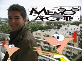 Phineas Aponte by PhineasFanJB