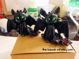 Toothless for Sue :3 by Thekawaiiod