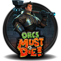 Orcs Must Die Icon v1 by Kamizanon