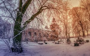 Palace of the Snow Queen by PatiMakowska