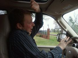 What I look like when I drive by sonofawerewolf