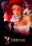 Cimmerian - Bookcover by Niahawk