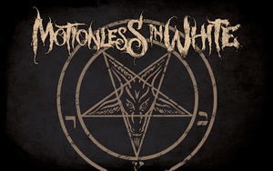 Motionless in White - Sigil Of Baphomet by riickyART
