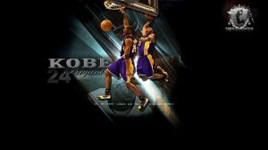Kobe Bryant wallpaper by Cuca24