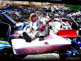 Suits in a Landfill - 013 by PxRxSxRx