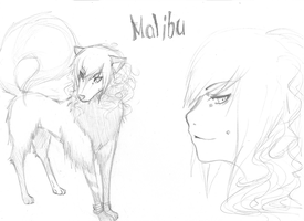 Malibu my Fursona by Doesie