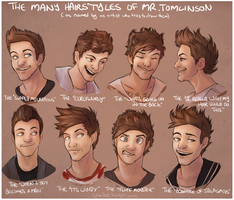 Tomlinhair by 1skylight1