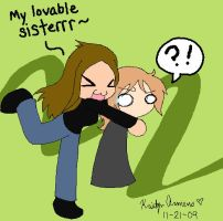 My Lovable Sister by PokreatiaForms