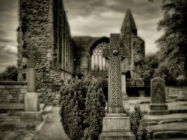 Dunfermline Abbey by Fox2006