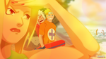 Jiraya Naruto lifeguards by TeDeIk
