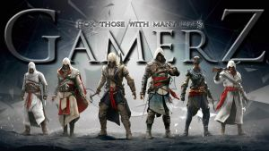 Assassin's Creed Gamerz wallpaper hd by maximumsohan